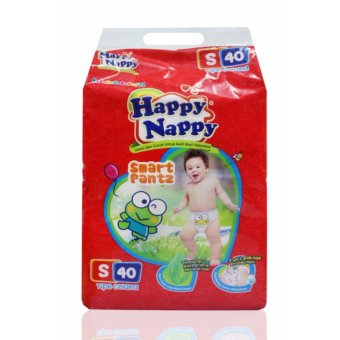 Harga Keropi HAPPY NAPPY smart pantz S40