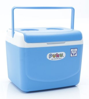 Harga Puku 30504 I-Cool Cooler Box - Biru
