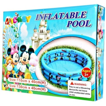 Harga MAO Mickey Pool 130 cm
