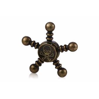 ANGEL LED Fidget Spinner Hand Toys Mainan Tri-Spinner EDC Focus Games Penghilang stress -. Source · Harga Great Fidget Spinner Hand Spinner Metal 5 Side ...