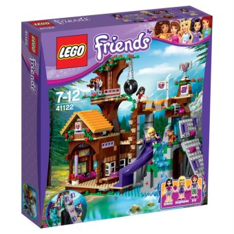 Harga LEGO® Friends - Adventure Camp Tree House