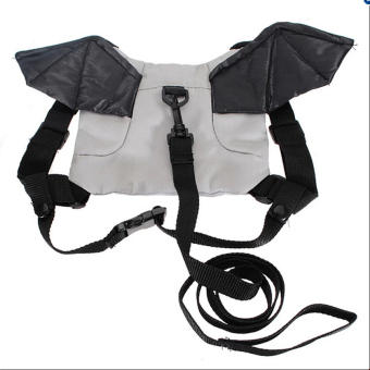 Harga T008 Baby Kid Keeper Toddler Walking Safety Harness Backpack Bag Strap Rein Bat - intl