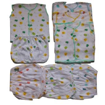 Jelova Angela Selusin Popok Baby Bayi BRAYAN Premium Quality - SNI Standart - 12pcs - Mixcolour