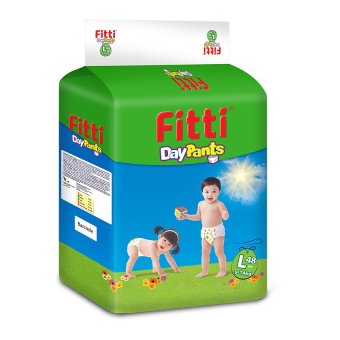 Harga Fitti DayPants Mega Pack L 48