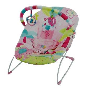 Mastela Kursi Santai Bayi 11kg - Pink, 318.000, Update. New Mastela Portable Swing