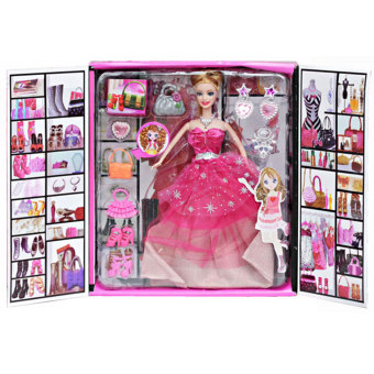 Harga MAO ATINIL BARBIE FASHION