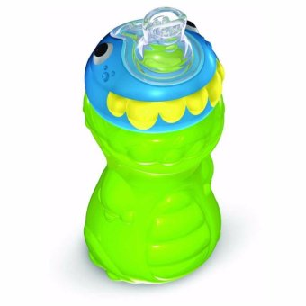 Harga Nuby Monster Gripper Cup 330ml