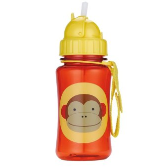 Harga Skip Hop Zoo Straw Bottle Monkey
