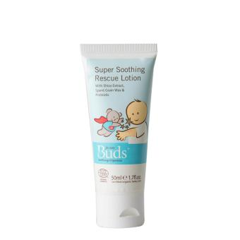 Harga Buds - Super Soothing Rescue Lotion 50ml - Lotion Penghilang Eczema Organik