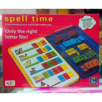 Harga Tomindo Spell Time - 55153