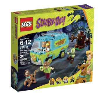Harga Lego Scooby Doo 75902 The Mystery Machine