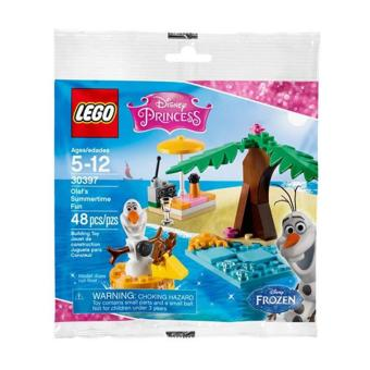 Harga LEGO Disney Princes 30397 Olaf's Summertime Fun