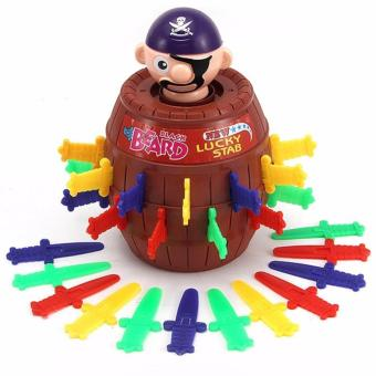 Harga Sugu King Pirate Roulette Game Lucky Barrel Black Beard Running Man Games