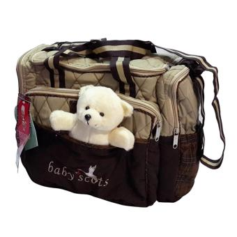 Harga Baby Scots - Embroidery Diaper Bag