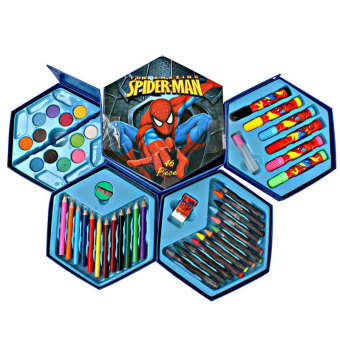 Harga Mao Painting Set Spider Man