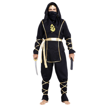 Harga Halloween Cosplay Ninja Knight Costumes