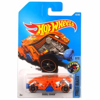 Harga Hot Wheels Double Demon