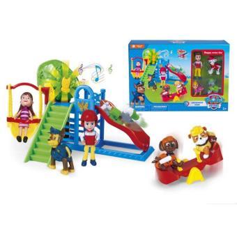 Kelebihan Hitam International Boneka Kelinci Toko Mainan Bayi Mainan Source  · AA Toys Paw Patrol Amusement 75c1e898b5