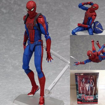 Harga M Finn process FIGMA199 movable spider-man hand do FIGMA216 thor hands to do - intl