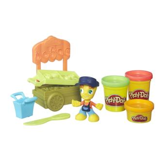 Harga Play-Doh Town Market Stand - B5977