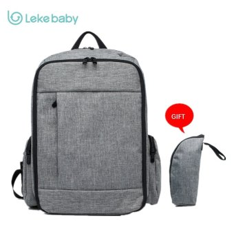 Harga Fashion Baby Diaper Bags For Mom Backpack Maternity Bags For Mother Bag Baby Stroller Organizer Diaper Backpack Large Nappy Bag - intl