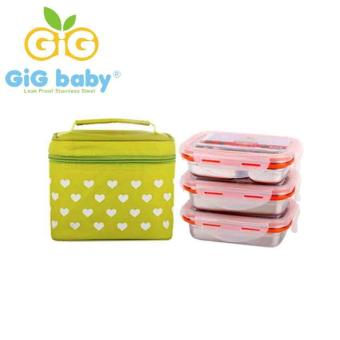Harga Gig Baby Rectangle Lunch Box