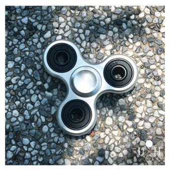 Angel Fidget Spinner Mix T 018 Hand Toys Mainan Tri Spinner Edc Source .