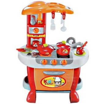 Harga Mao Kitchen Little Chef Orange