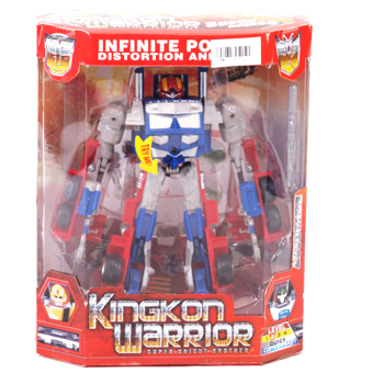 Harga OTOYS Robot Kingkon Warrior Infinite Power Transformers Mainan Anak - PA-8575272