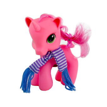 Harga MOMO Toys My Lovely Merry Little Pony Small Sound & Light - Mainan Kuda Little Pony