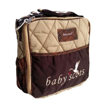 Harga Baby Scots Lynx Candy Tas Bayi - Scots Embroidery Simple Bag