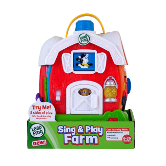 Harga LeapFrog Sing and Play Farm