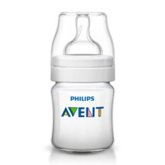 Harga Hot Deal - AVENT Bottle Classic+ 125ml*1
