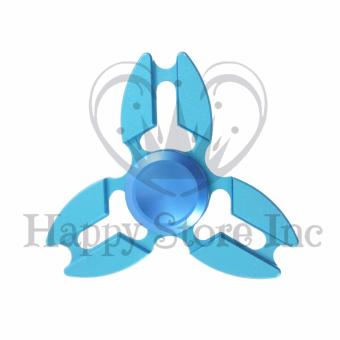 Happy PREMIUM Fidget Spinner Hand Spinner Crab Claws Capit Kepiting Hand Toys Focus Games / Mainan
