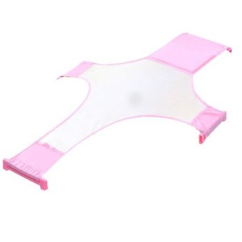 Harga Cocotina Baby Bath Tub Support Net (Pink)
