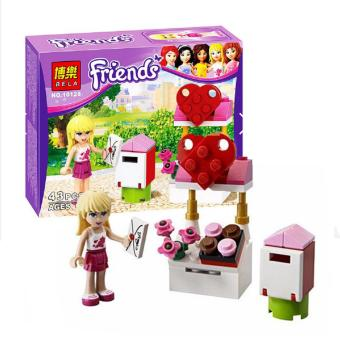 Harga Brick Bela Exclusive Friends Single Character Stephanie Edition