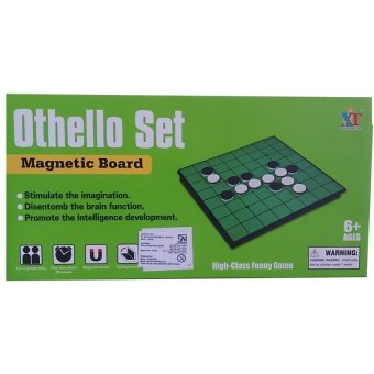 Harga Generic Othello Set Magnetic Board