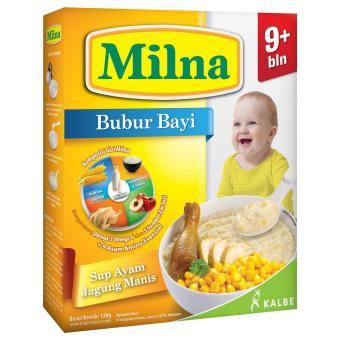 harga bubur bayi