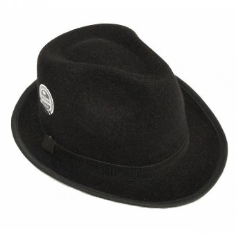 Harga D & D Collection Fedora Hat For Kids / Topi Fedora Anak Unisex - Hitam
