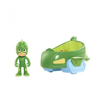 Harga PJ Masks Gekko Mobile Vehicle - intl