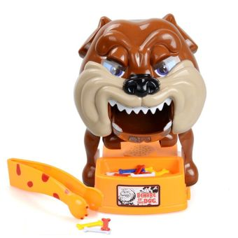 Harga Babanesia Bad Dog Toy Beware of the Dog - Coklat