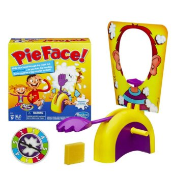 Harga Pie Face Cream Running Man Games Trick Game Mainan Lempar Kue Ke Wajah