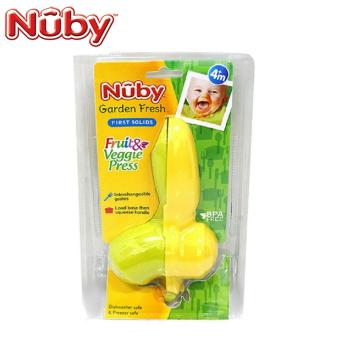 Harga Nuby Fresh Food Baby Press With Handle