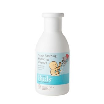 Buds Organic Super Soothing Hydrating Cleanser 225ml