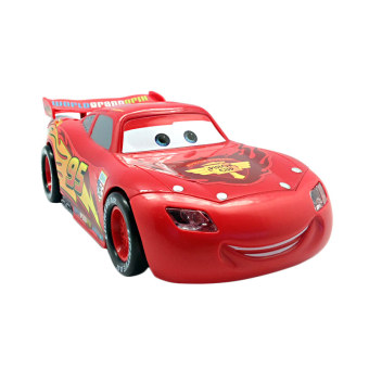 Harga Disney Cars Friction Car - Lightning Mcqueen