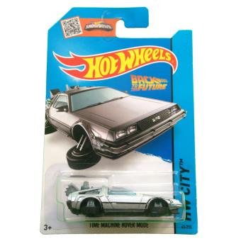 Hot Wheels Back to the Future Time Machine (Hover Mode)