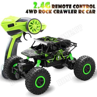 Harga Rock Crawler Rally Car 4WD