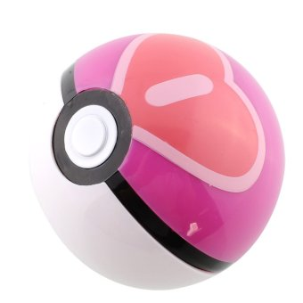 Harga OEM Elf Ball Pokeball Cosplay Plastic Toys (Love Ball)