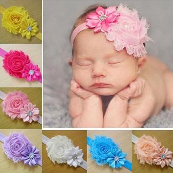 Pencari Harga Headdress Bride Crown Red Hair Ornaments Wedding Dress Source · 1PC Kid Girl Baby Toddler Infant Flower Headband Hair Bow Band Hair ...