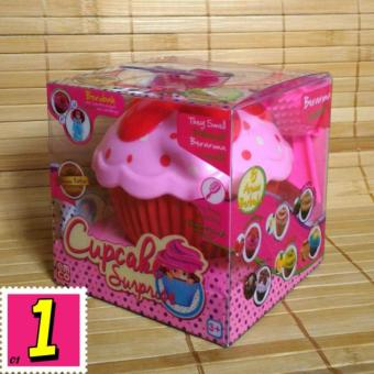 Harga Emco - Cupcake surprise Doll - Multicolor